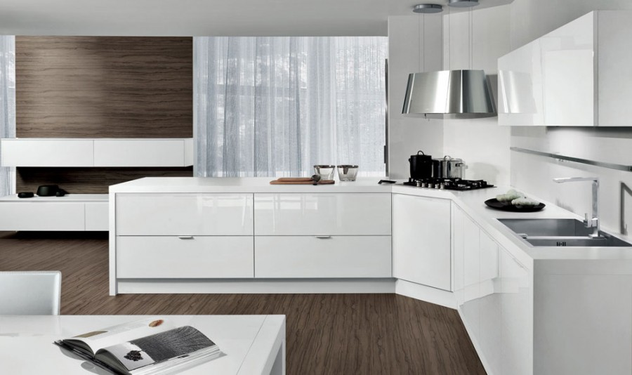 Beautiful Cucine Linea Quattro Photos - acrylicgiftware.us ...